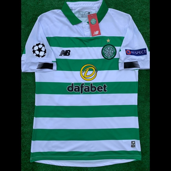 cheap for discount f4138 3a45d 2019/20 Celtic FC soccer jersey Scotland football NWT